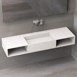 Solidpure | 150 | Wash basins | Ideavit