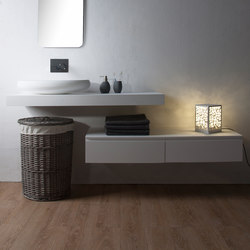 Solidplus | Armarios lavabo | Ideavit