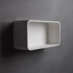 Solidtondo | Bath shelving | Ideavit