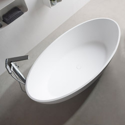 Solidellipse | Free-standing baths | Ideavit