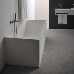 Solidstar | Free-standing baths | Ideavit