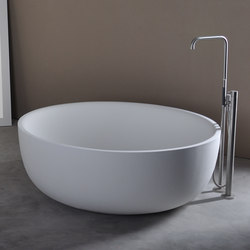 Solidround | Free-standing baths | Ideavit