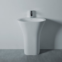 Solidroll | Wash basins | Ideavit