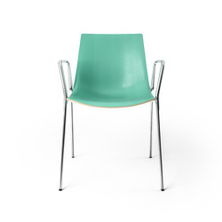 Amadeus Armchair | Visitors chairs / Side chairs | Leland International