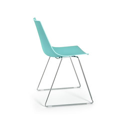 Amadeus Chair Sled Base | Chairs | Leland International