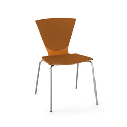 Pâtissière Series Galette Side Chair | Sedie visitatori | Leland International