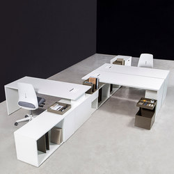Bat Office | Desking systems | AKABA