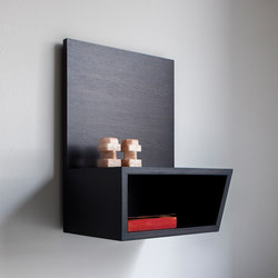 PLY 3 Series small wall unit | Shelving | Van Rossum