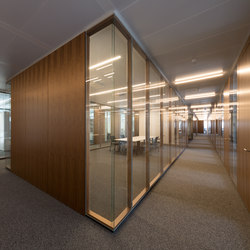 Material Holz | Trennwandsysteme