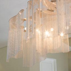 Custom Elongated Faraway Tree - 1800 | Suspended lights | Willowlamp