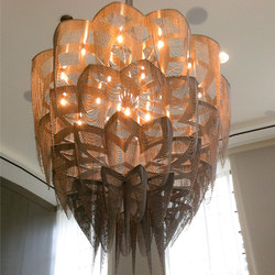 Custom Protea - 1500 - suspended | Objetos luminosos | Willowlamp