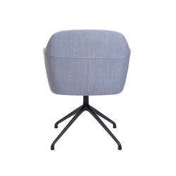 Hanna | swivel | Lounge chairs | AKABA