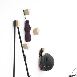 Treviso | TRE 02 | Coat hooks | Made Design