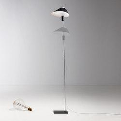 Glatzkopf Floor | Illuminazione generale | Ingo Maurer