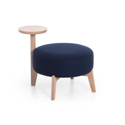 Isola 65/T | Poufs / Polsterhocker | Very Wood