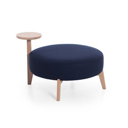 Isola 90/T | Pouf | Very Wood