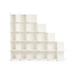 By Yourshelf | Office shelving systems | RS Barcelona