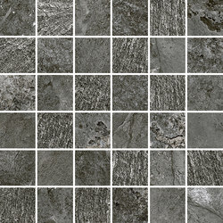 Blackboard | mosaico anthracite | Baldosas de cerámica | Cerdisa
