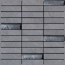 Cementi | mosaico antracite | Piastrelle ceramica | Cerdisa