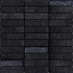 Cementi | mosaico nero | Bodenfliesen | Cerdisa