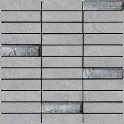 Cementi | mosaico grigio | Bodenfliesen | Cerdisa