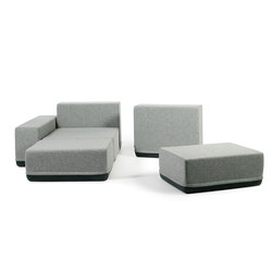 Fields | Modular seating elements | RS Barcelona