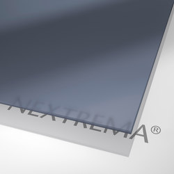 NEXTREMA® translucent bluegrey (712-6) | Decorative glass | SCHOTT