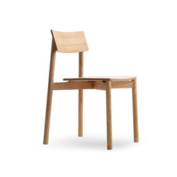 Rib 11/L | Sillas para restaurantes | Very Wood