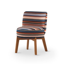 Rond 01/H | Visitors chairs / Side chairs | Very Wood