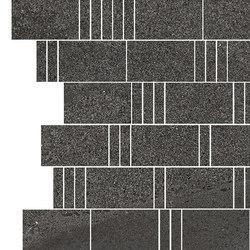 Landstone   mosaico pave anthracite   Piastrelle ceramica   Cerdisa