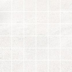 Landstone | mosaico 5x5 white | Bodenfliesen | Cerdisa