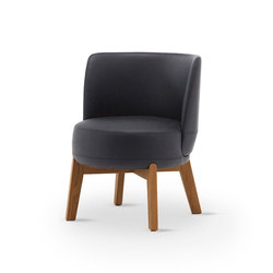 Rond 02/L | Loungesessel | Very Wood
