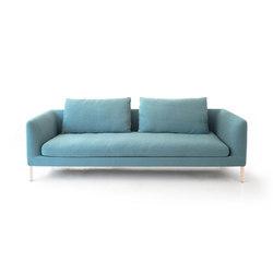 Delta 175 Sofa | Canapés d'attente | Bensen