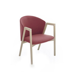 Pub Poltroncina | Visitors chairs / Side chairs | Bensen
