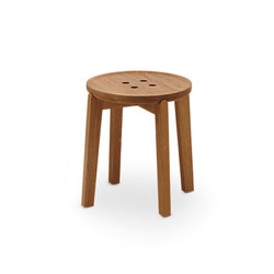 Rond 09 | Polsterhocker | Very Wood