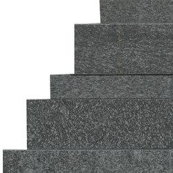 Neostone | mosaico 3D antracite | Ceramic tiles | Cerdisa