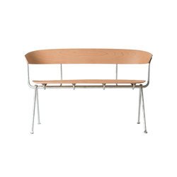 Officina bench | Waiting area benches | Magis