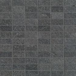 Neostone | mosaico antracite | Floor tiles | Cerdisa