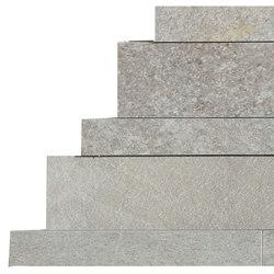 Neostone | mosaico 3D grigio | Ceramic tiles | Cerdisa