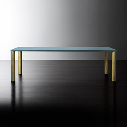 Spencer Dining table | Restaurant tables | Meridiani