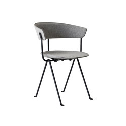 Officina Chair | Visitors chairs / Side chairs | Magis