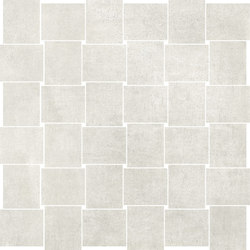 Network | intrecciato white | Floor tiles | Cerdisa
