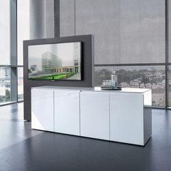 Tune media sideboard   AV cabinets   RENZ