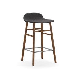 Form Barstool 65 Upholstered | Taburetes de bar | Normann Copenhagen