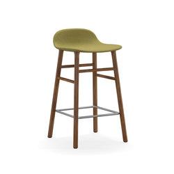 Form Barstool 65 Upholstered   Taburetes de bar   Normann Copenhagen