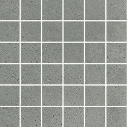 Puntozero | mosaico 5x5 cenere | Floor tiles | Cerdisa