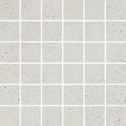 Puntozero | mosaico 5x5 latte | Floor tiles | Cerdisa