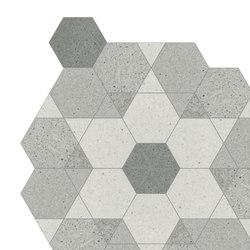 Puntozero | rosone B+C fredda | Floor tiles | Cerdisa