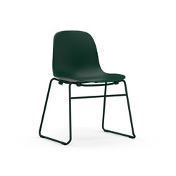 Form chair stacking | Chairs | Normann Copenhagen