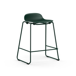 Form barstool 65 stacking | Taburetes de bar | Normann Copenhagen